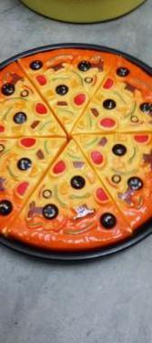 Pizza de juguete