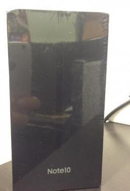 Samsung galaxy note 10 256 gb.