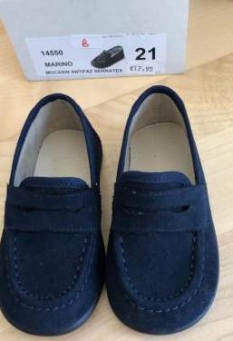 Zapatos vestir tallas 20-21-22
