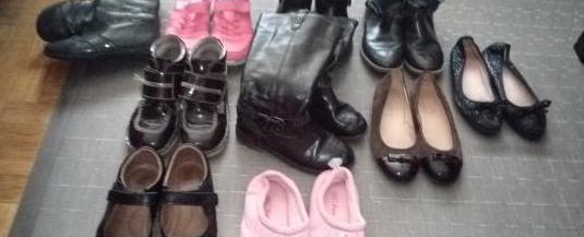 Lote calzado 30 34
