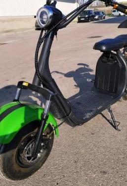 Moto eléctrica citycoco harley hoverboard