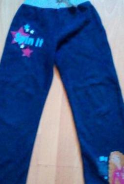 Pantalón chandal talla 8 niña