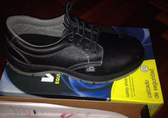 2 pares zapatos de seguridad a estrenar