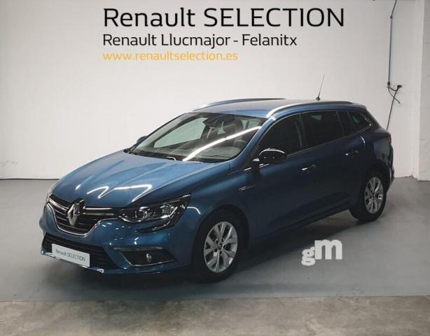 2019 renault megane mégane s.t. 1.3 tce gpf limited 103kw