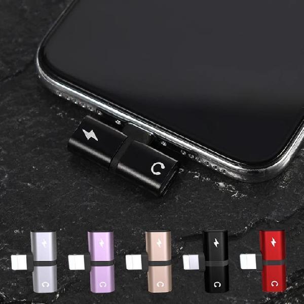 Adaptador para iphone dual
