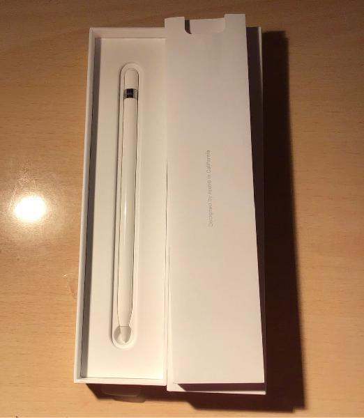 Apple pencil + protectores de goma de regalo