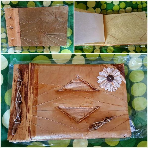 Album fotos artesanal hojas nuevo