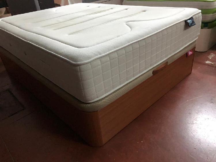 Canapé+colchón visco 135x190