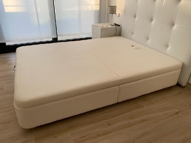 Canape arcon y colchon tempur 150x200 cm