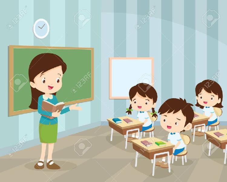 Canguro/niñera y clases particulares