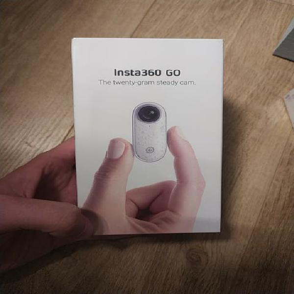Cámara insta360 go ¡nueva y precintada!
