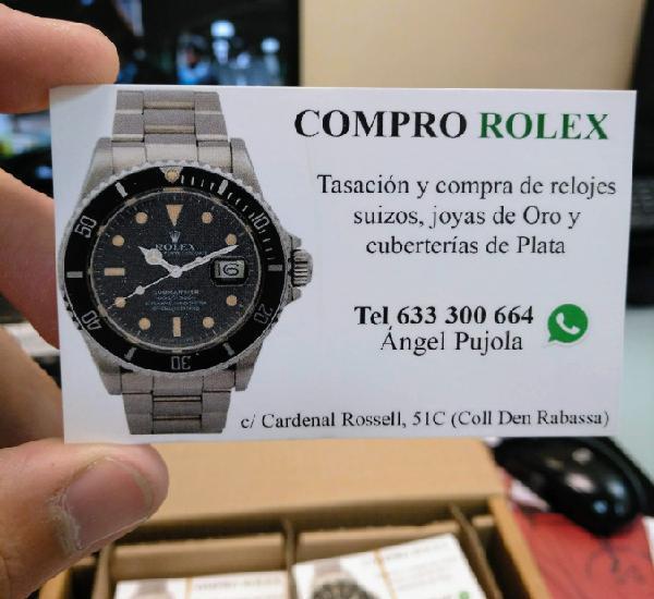 Compro relojes en mallorca