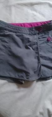 Falda pantalón deporte gris t 14 o t s
