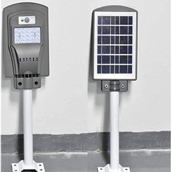 Farola solares led alta potencia movimiento sensor