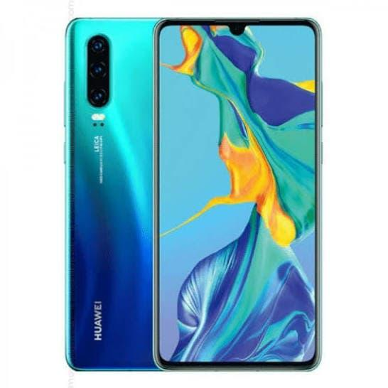 Huawei p30 color aurora