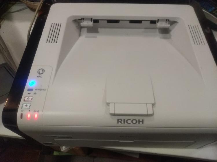 Impresora ricoh sp 220 nw