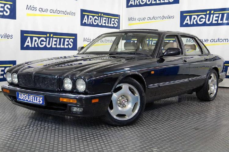 Jaguar xj r 4.0 supercharged aut sport