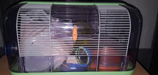 Jaula para roedores habitrail mini