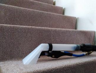 Limpieza de alfombras