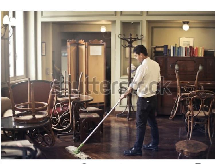 Limpieza de restaurantes y bares