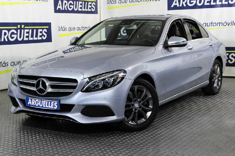 Mercedes clase c c 220 d aut avantgarde 170cv muy equipado