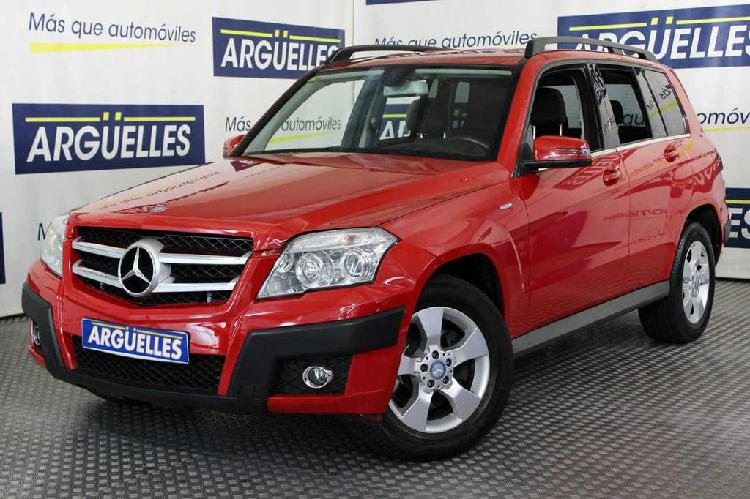 Mercedes clase gl glk 220 cdi 4matic aut bluefficiency