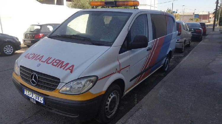 Mercedes vito vito 111 cdi ambulancia ambulance
