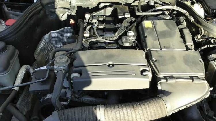 Motor completo mercedes clase clk coupe (bm 209)
