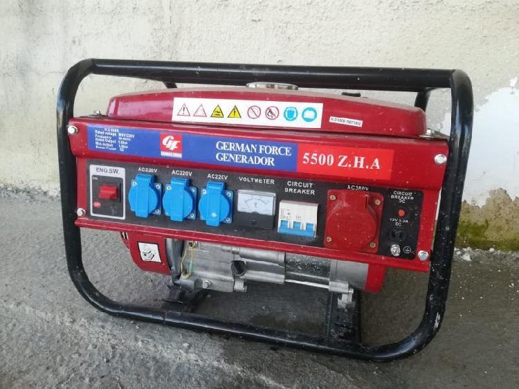 Motór de luz de gasolina