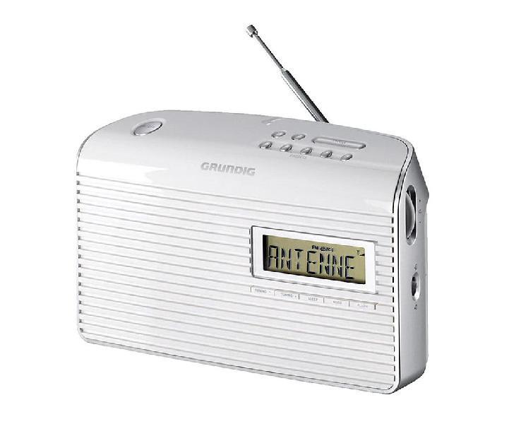 Radio portátil grundig diseño moderno a estrenar