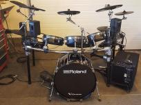 Roland v-drums td-20x kd a 22