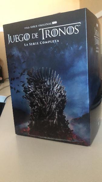 """Serie completa """" juego de tronos"""""""