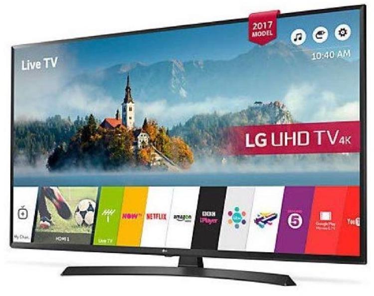 """Tv lg 43"""" 4k ultra hd smart tv wifi"""