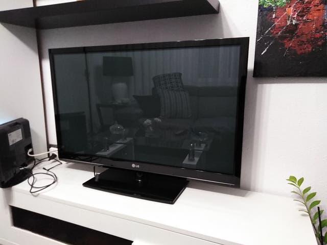 "Tv plasma lg 42"" 42pj350"