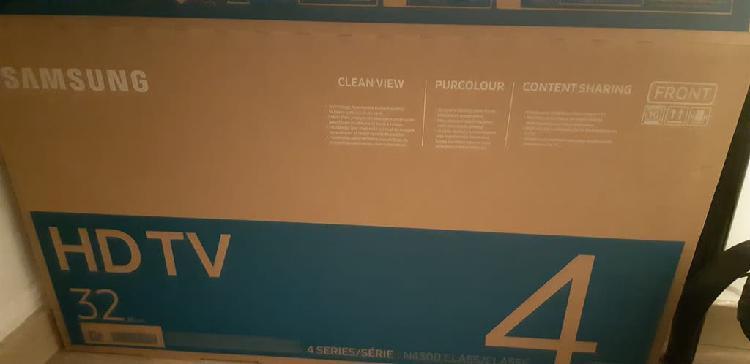 """Televisor hd 80cm 32"""" smart tv serie n4300"""