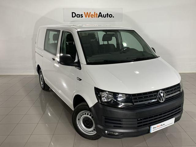 Volkswagen transporter 2.0 tdi mixto