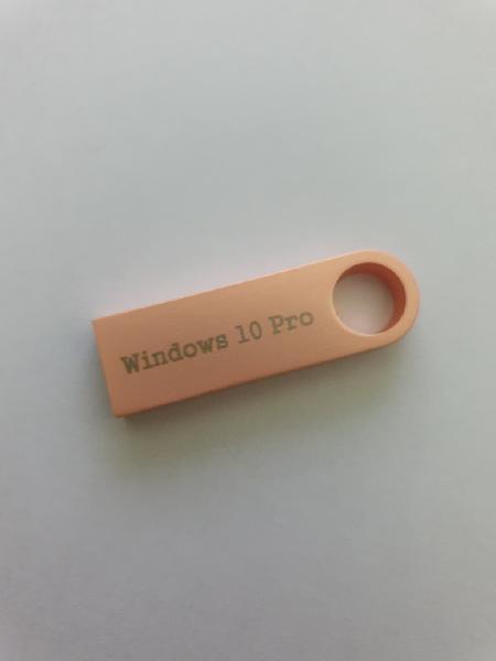 Windows 10 pro - licencia y usb -