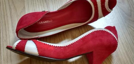 Zapatos piel blancos 【 REBAJAS Abril 】 | Clasf