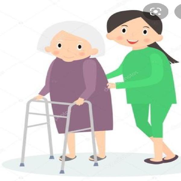 Cuidado de personas mayores/niños