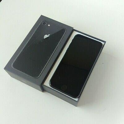 Iphone 8 64gb gris espacial