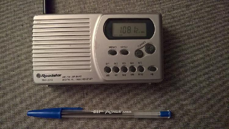 Radio digital portátil