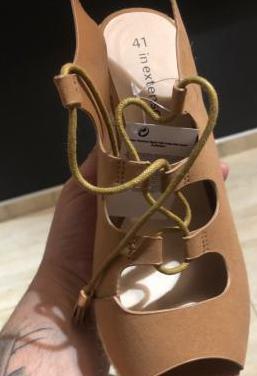 Zapatos para mujer a estrenar