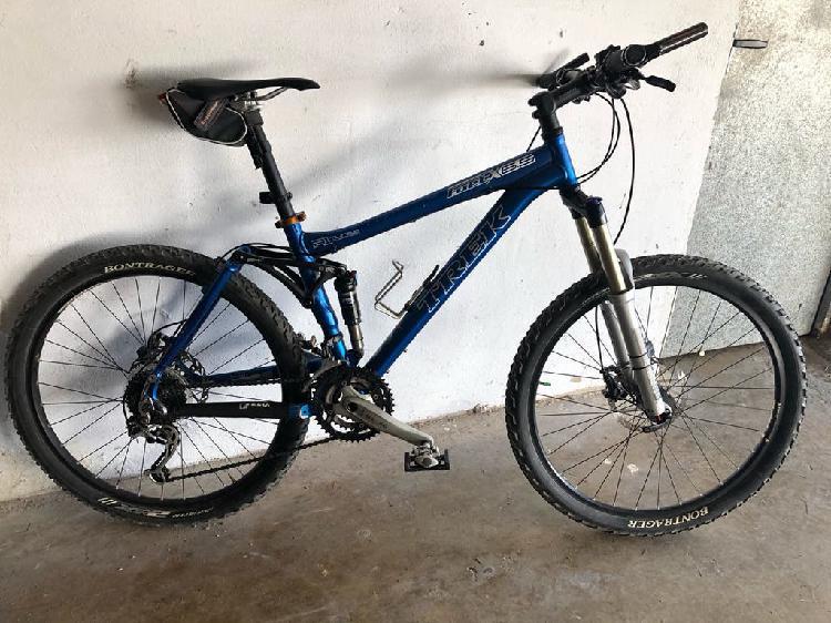 Bicicleta montaña trek fuel ex 6.5