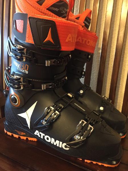 Botas esquí atomic hawx ultraxtd 130 (talla 29)