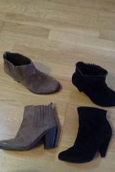 Botas piel de mujer