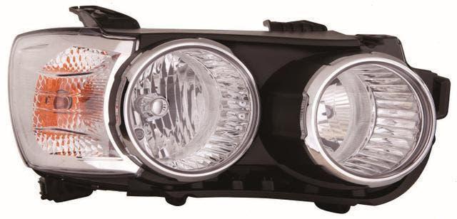Chevrolet aveo 4/5p 12-*faro derecho el h7/h1