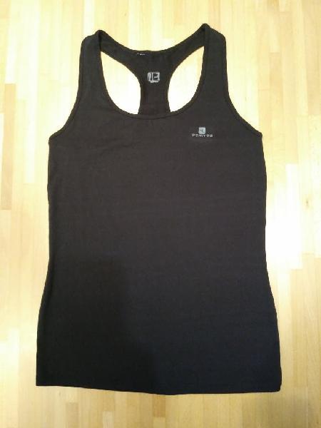 Camiseta fitness domyos t - 36