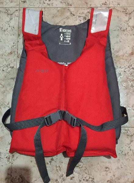Chaleco kayak