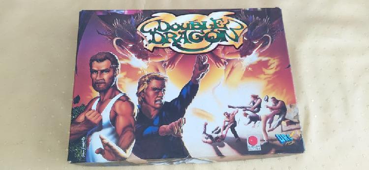 Double dragon msx dro soft 1989