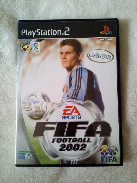 Fifa 2002 play 2